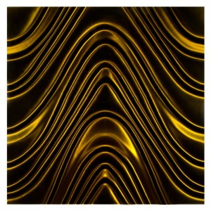Dunin 3D Mazu Golden Wave 60x60